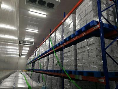 Hospital Cold Storage Room