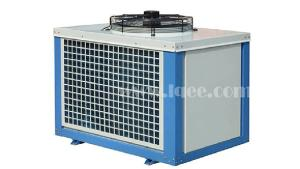 Bitzer Box type low temperature refrigeration units